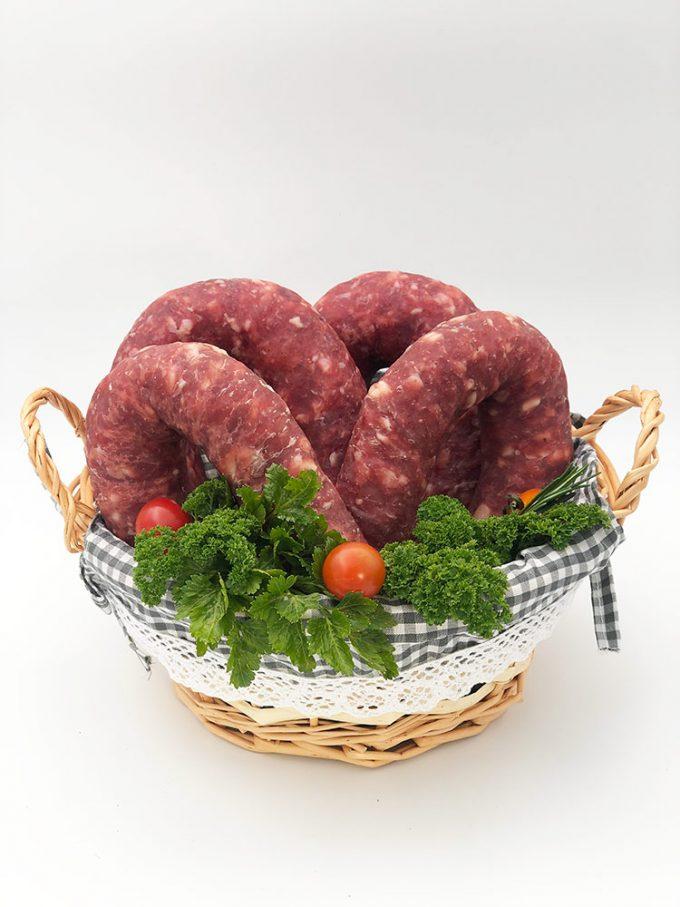 Vytinta dešra. Puikios kokybės mėsos gaminiai internetu.