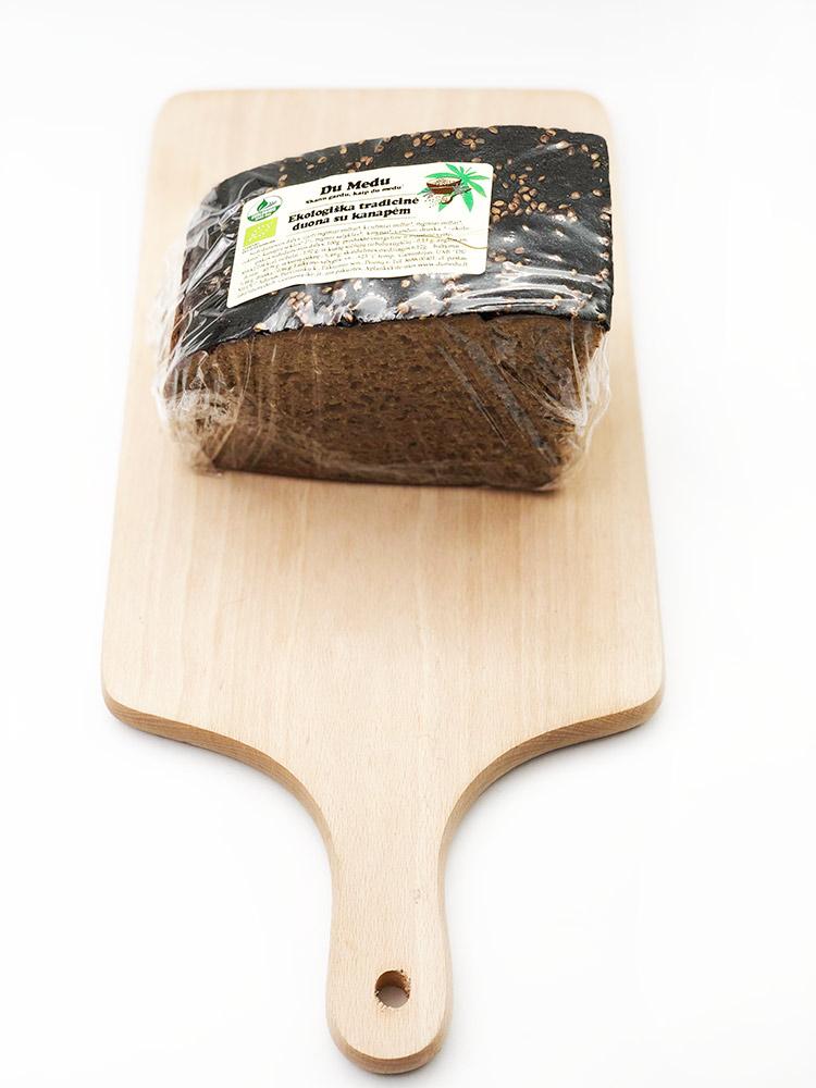 """Ekologiška """"Du medu"""" duona su kanapėm. Mėsos krautuvėlė internetu"""