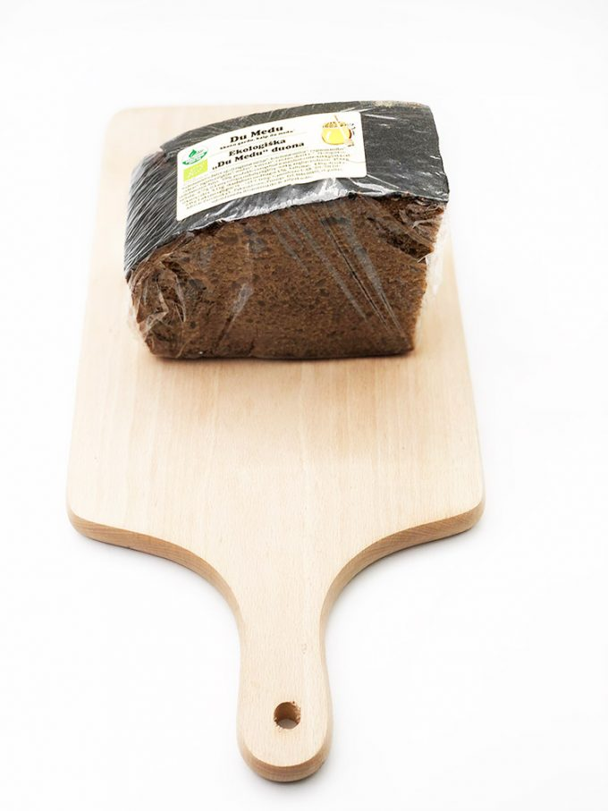 "Ekologiška ""Du medu"" duona. Mėsos krautuvėlė internetu"