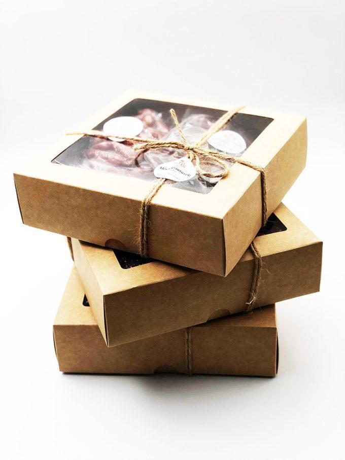 Vyriškas rinkinys dovanoms. Mėsos gaminiai internetu