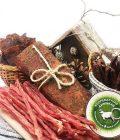 Rinkinys šeimai dovanoms. Mėsos gaminiai internetu